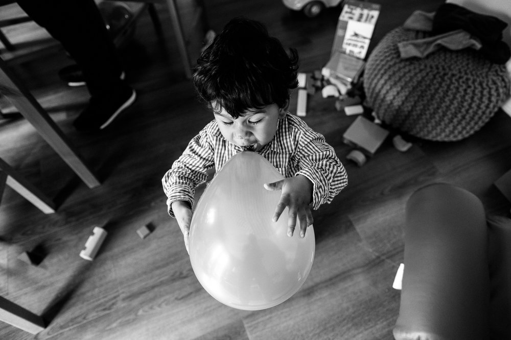 Stafford Family Birthday Documentary Photography Balloons, Birthday Cake, Party, Candle, Gifts, Presents - Jenny Harper-9.jpg