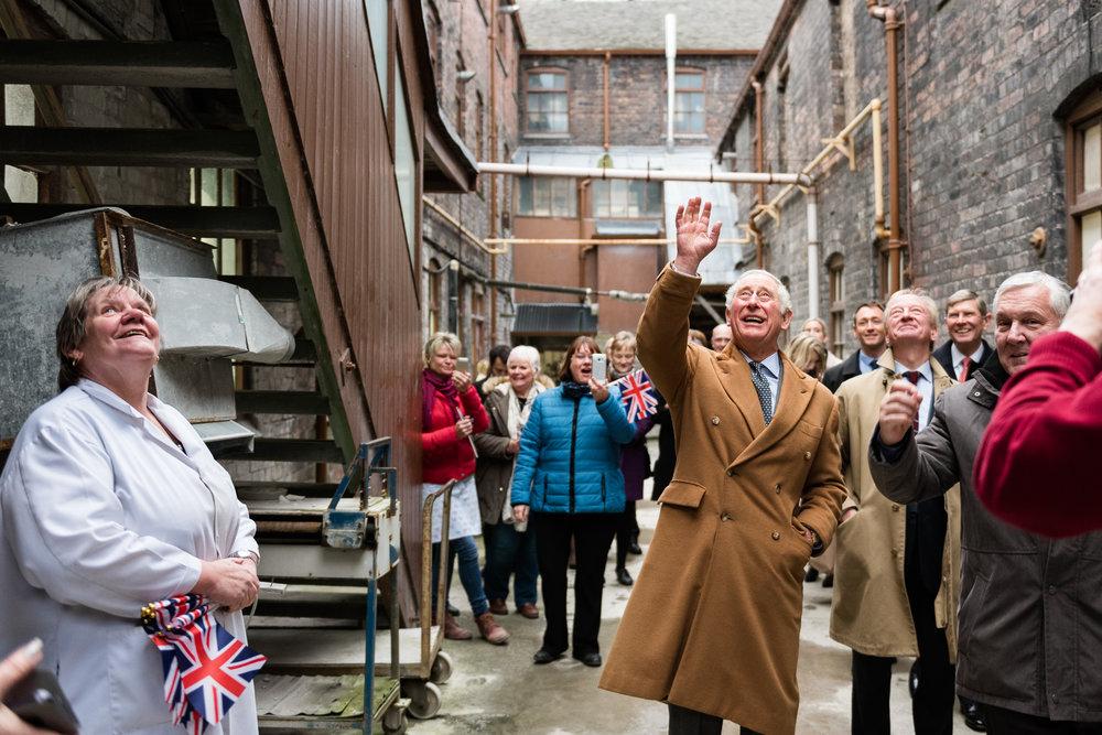 Middleport Pottery UKHBPT - HRH Prince of Wales visit - Jenny Harper-14.jpg