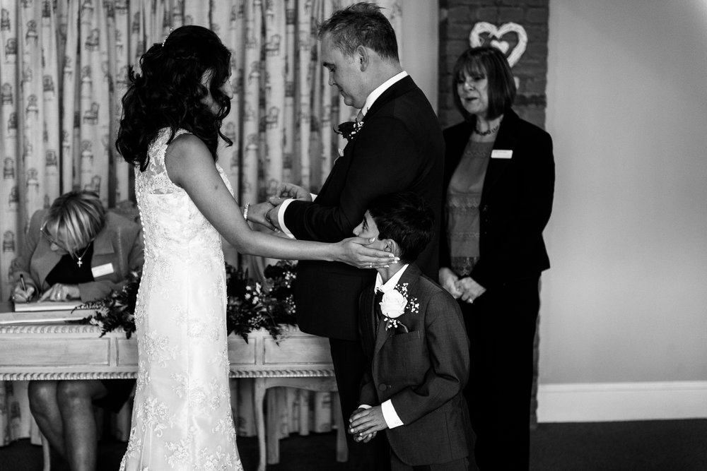 Staffordshire Wedding Photography at Slater's Country Inn, Baldwin's Gate, Relaxed Documentary Photography - Jenny Harper-24.jpg