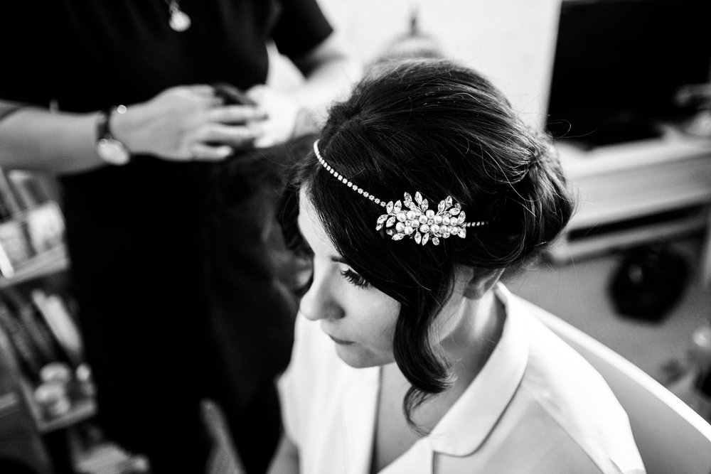 Staffordshire Winter Christmas Wedding at Holy Trinity Church and Keele Hall - Documentary Photography by Jenny Harper-10.jpg