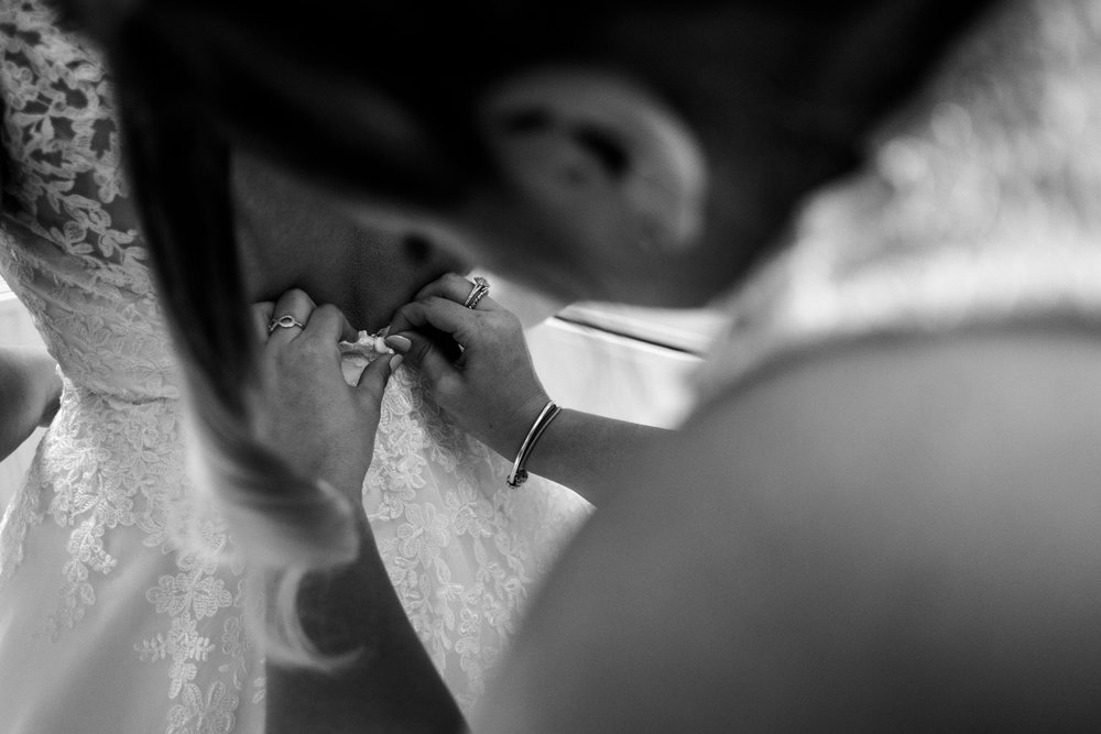 Staffordshire Summer Documentary Wedding Photography at Dunwood Hall - Jenny Harper-10.jpg