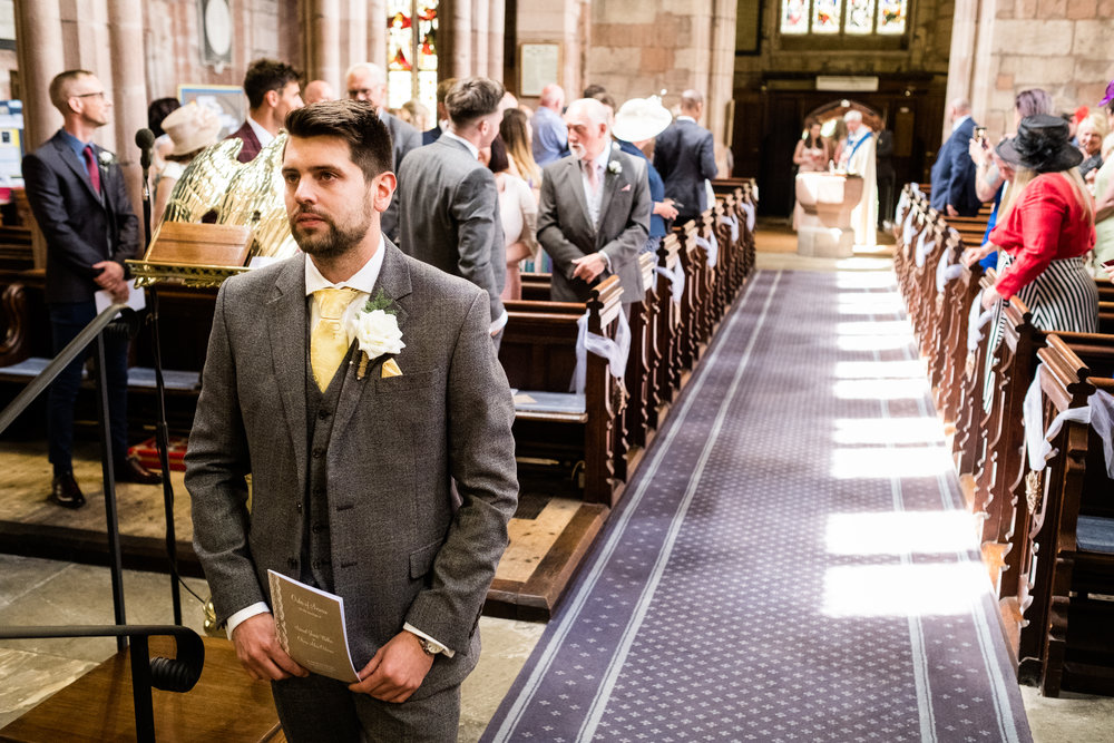 Staffordshire Summer Documentary Wedding Photography at Dunwood Hall - Jenny Harper-19.jpg