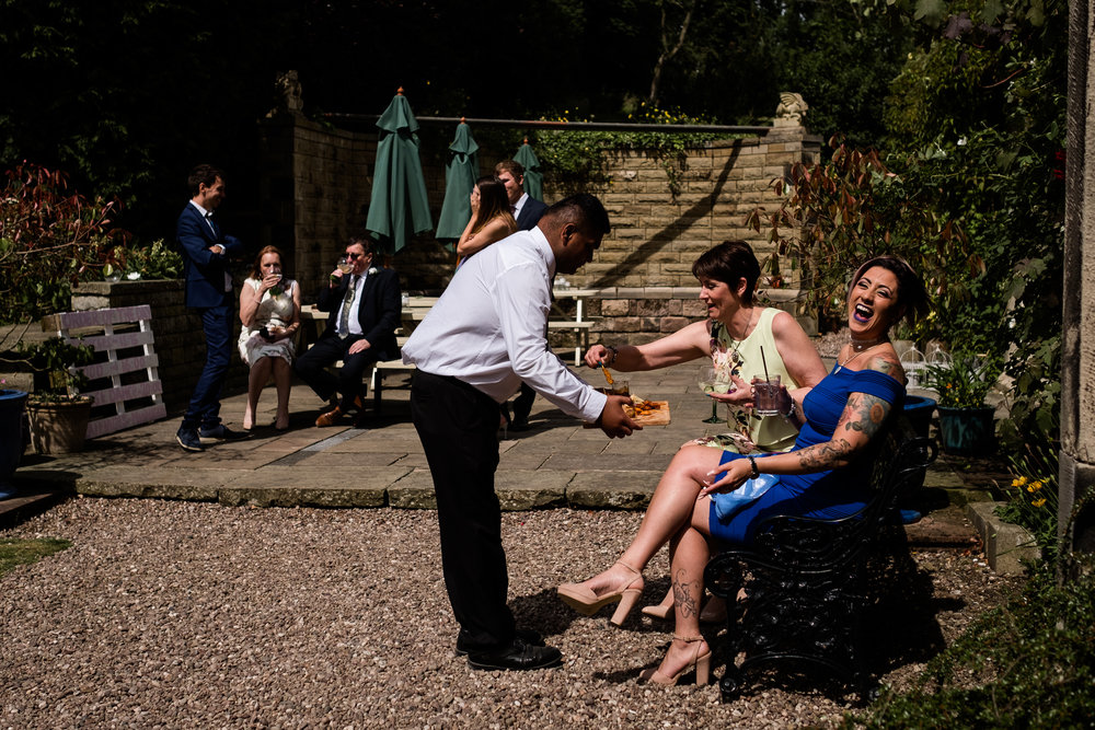 Staffordshire Summer Documentary Wedding Photography at Dunwood Hall - Jenny Harper-41.jpg