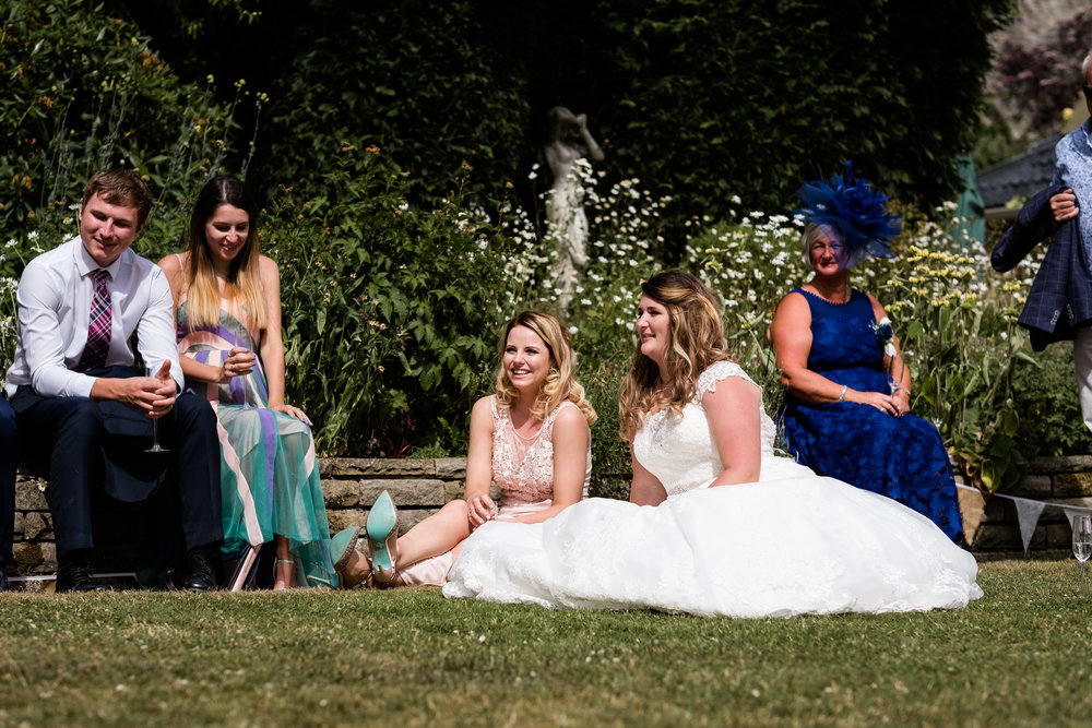 Staffordshire Summer Documentary Wedding Photography at Dunwood Hall - Jenny Harper-49.jpg
