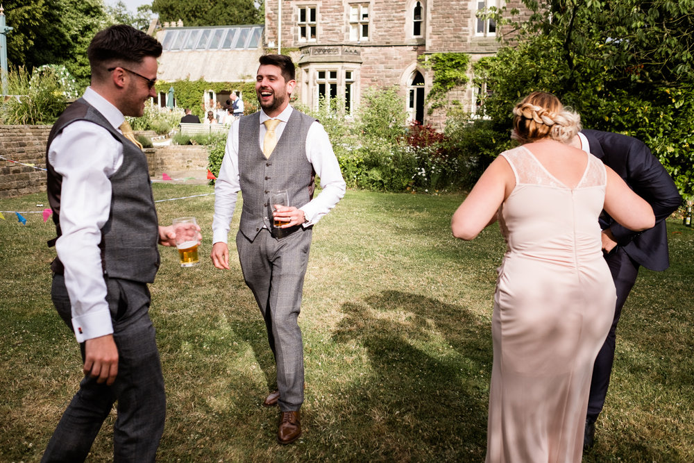Staffordshire Summer Documentary Wedding Photography at Dunwood Hall - Jenny Harper-60.jpg
