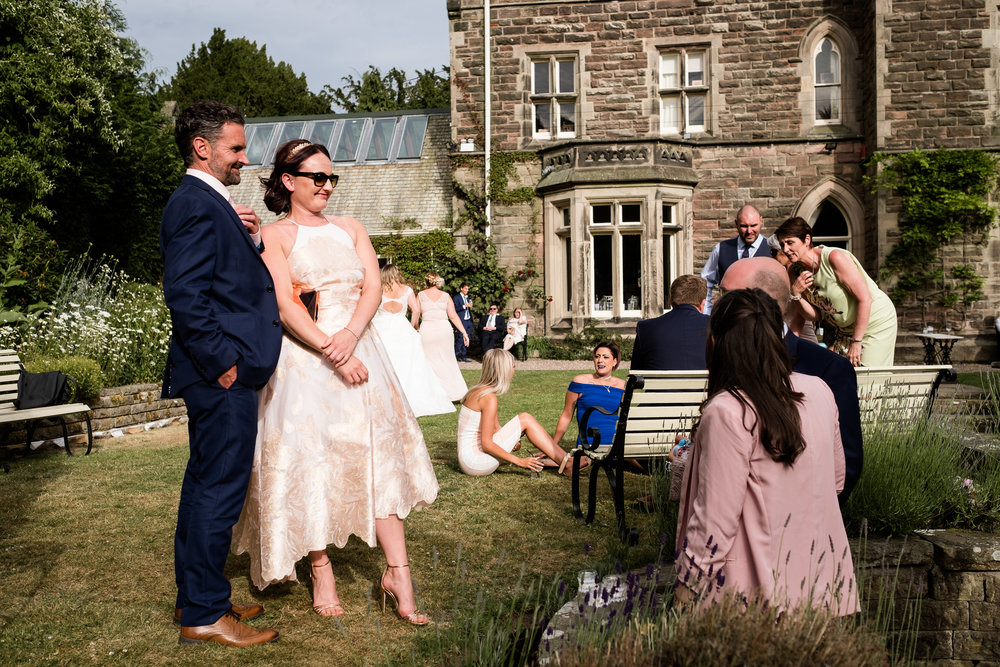 Staffordshire Summer Documentary Wedding Photography at Dunwood Hall - Jenny Harper-61.jpg