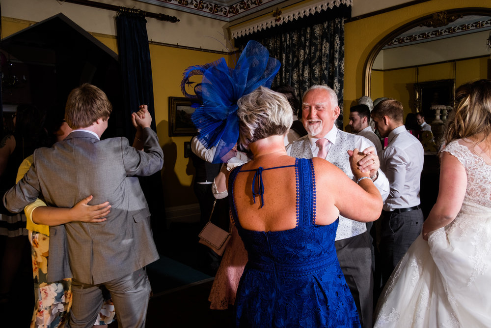 Staffordshire Summer Documentary Wedding Photography at Dunwood Hall - Jenny Harper-74.jpg