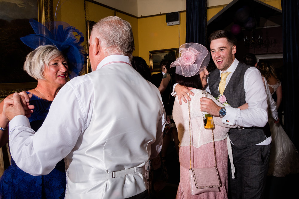 Staffordshire Summer Documentary Wedding Photography at Dunwood Hall - Jenny Harper-75.jpg