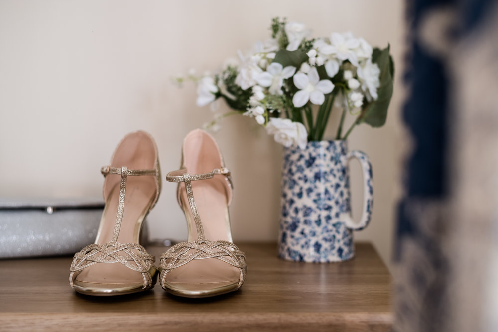 Summer Staffordshire Wedding Photography at The Manor, Cheadle - Jenny Harper-2.jpg