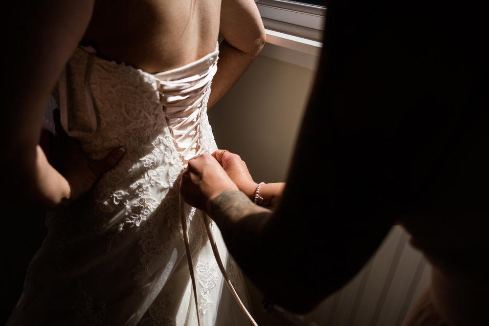 Summer Staffordshire Wedding Photography at The Manor, Cheadle - Jenny Harper-22.jpg