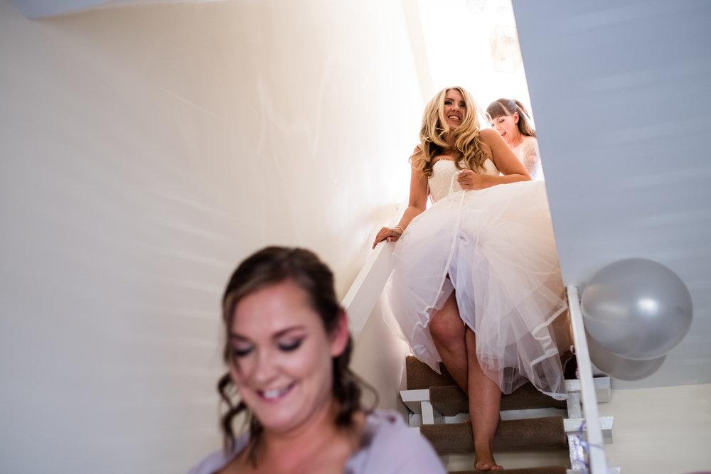 Summer Staffordshire Wedding Photography at The Manor, Cheadle - Jenny Harper-24.jpg