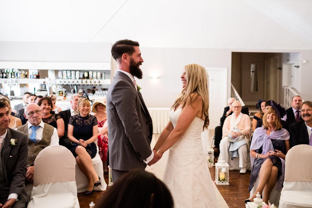 Summer Staffordshire Wedding Photography at The Manor, Cheadle - Jenny Harper-32.jpg