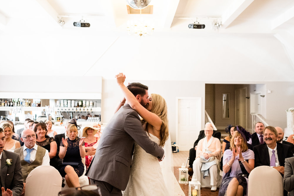 Summer Staffordshire Wedding Photography at The Manor, Cheadle - Jenny Harper-36.jpg