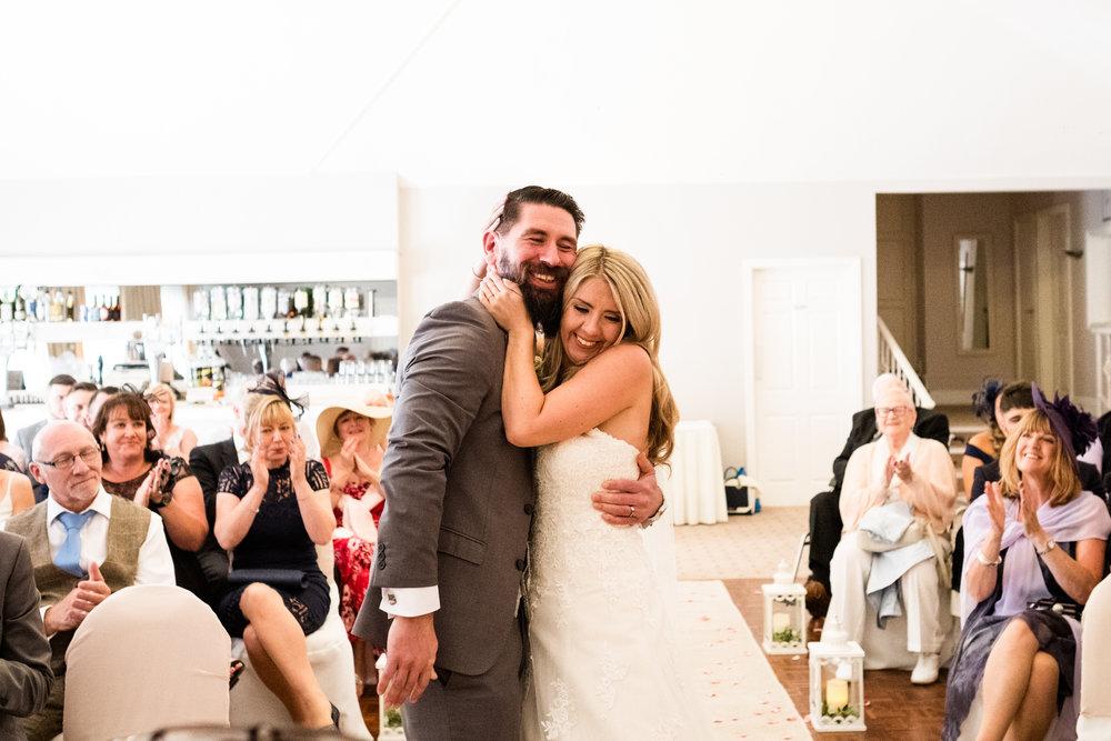 Summer Staffordshire Wedding Photography at The Manor, Cheadle - Jenny Harper-37.jpg