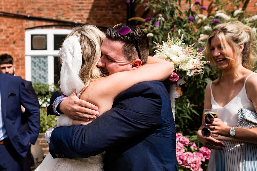 Summer Staffordshire Wedding Photography at The Manor, Cheadle - Jenny Harper-40.jpg