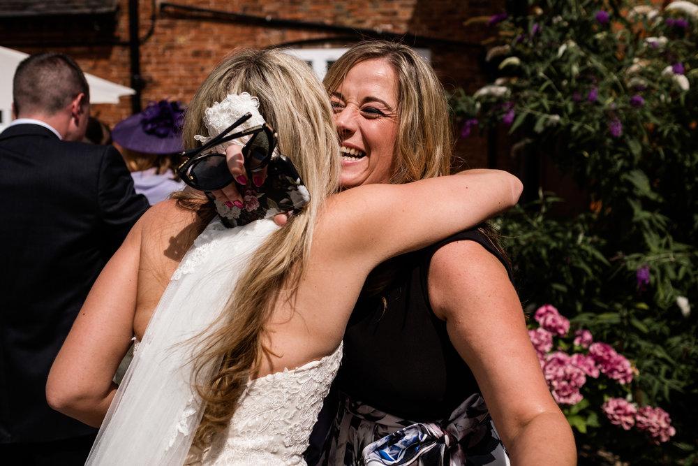 Summer Staffordshire Wedding Photography at The Manor, Cheadle - Jenny Harper-42.jpg