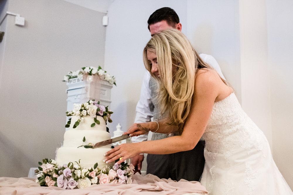 Summer Staffordshire Wedding Photography at The Manor, Cheadle - Jenny Harper-53.jpg