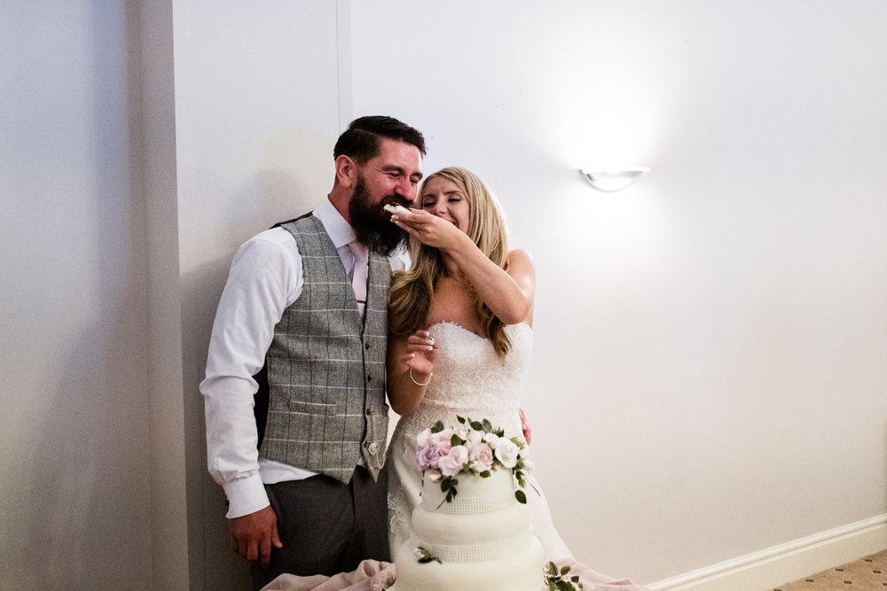 Summer Staffordshire Wedding Photography at The Manor, Cheadle - Jenny Harper-54.jpg