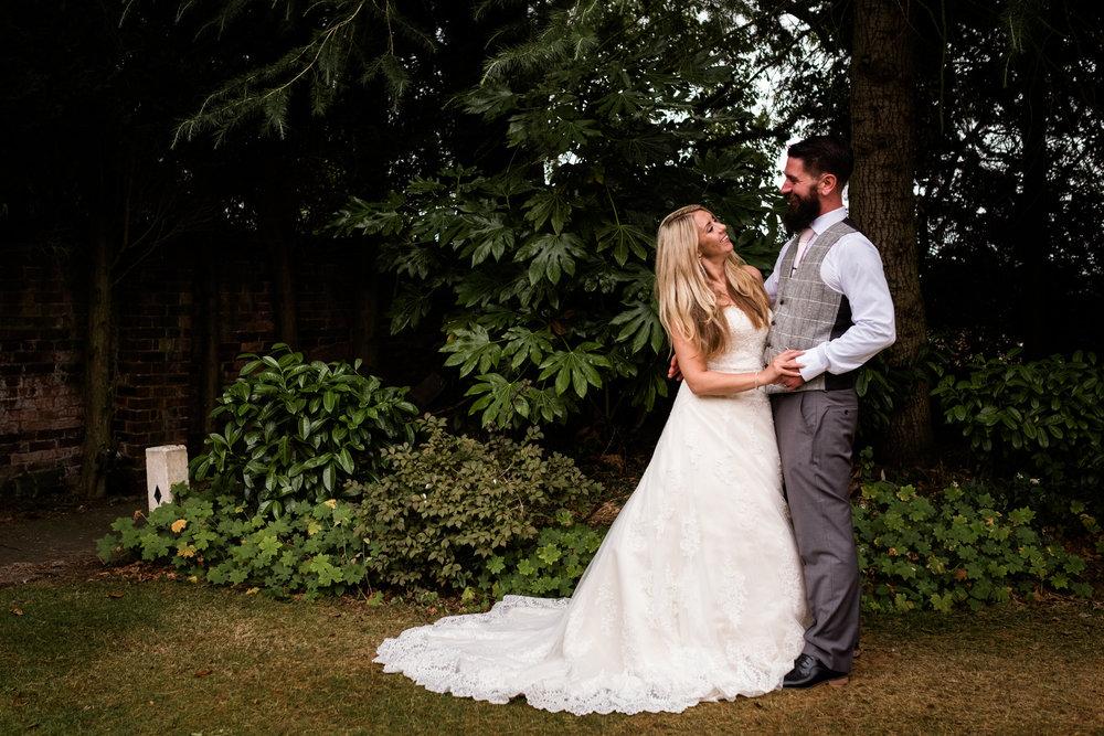 Summer Staffordshire Wedding Photography at The Manor, Cheadle - Jenny Harper-66.jpg