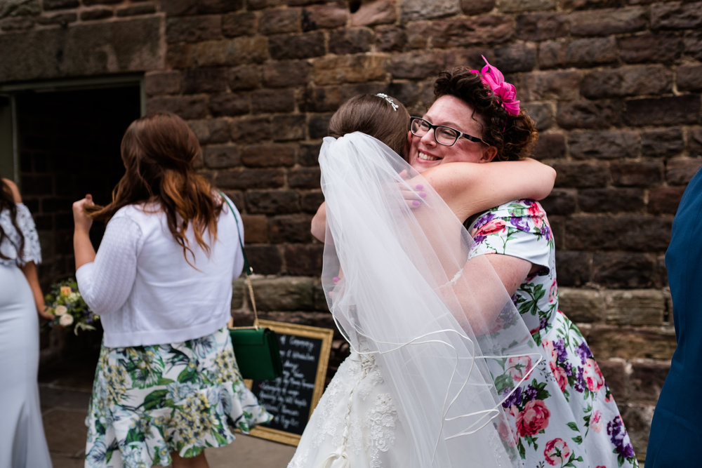 Summer Staffordshire Same Sex Wedding at The Ashes Barns, Endon Brides Mrs and Mrs - Jenny Harper-42.jpg