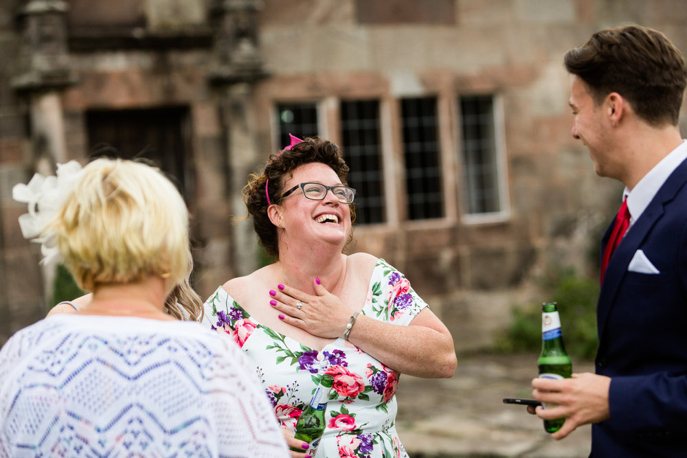 Summer Staffordshire Same Sex Wedding at The Ashes Barns, Endon Brides Mrs and Mrs - Jenny Harper-57.jpg