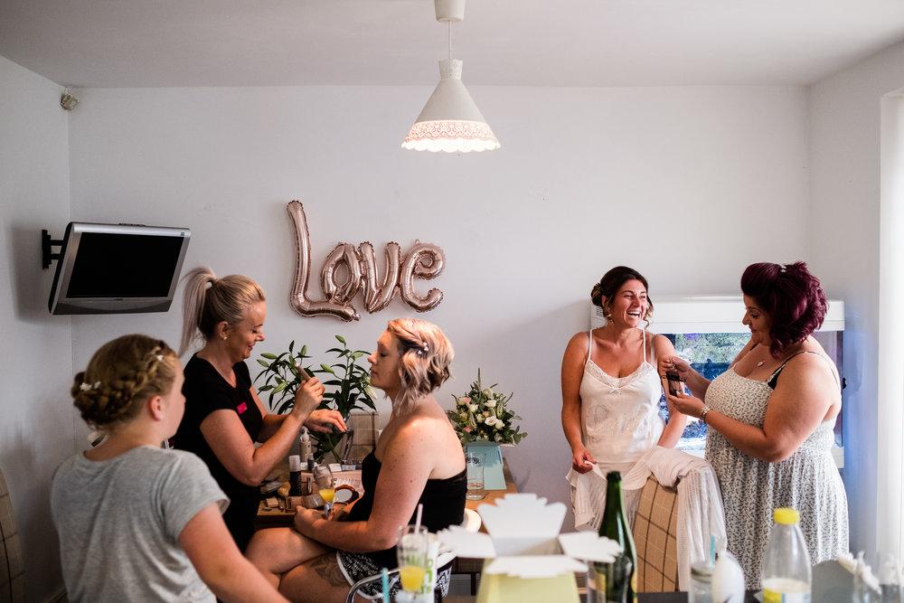 Staffordshire Documentary Wedding Photography Sunny Summer Wedding Lavender Baden Hall - Jenny Harper-8.jpg