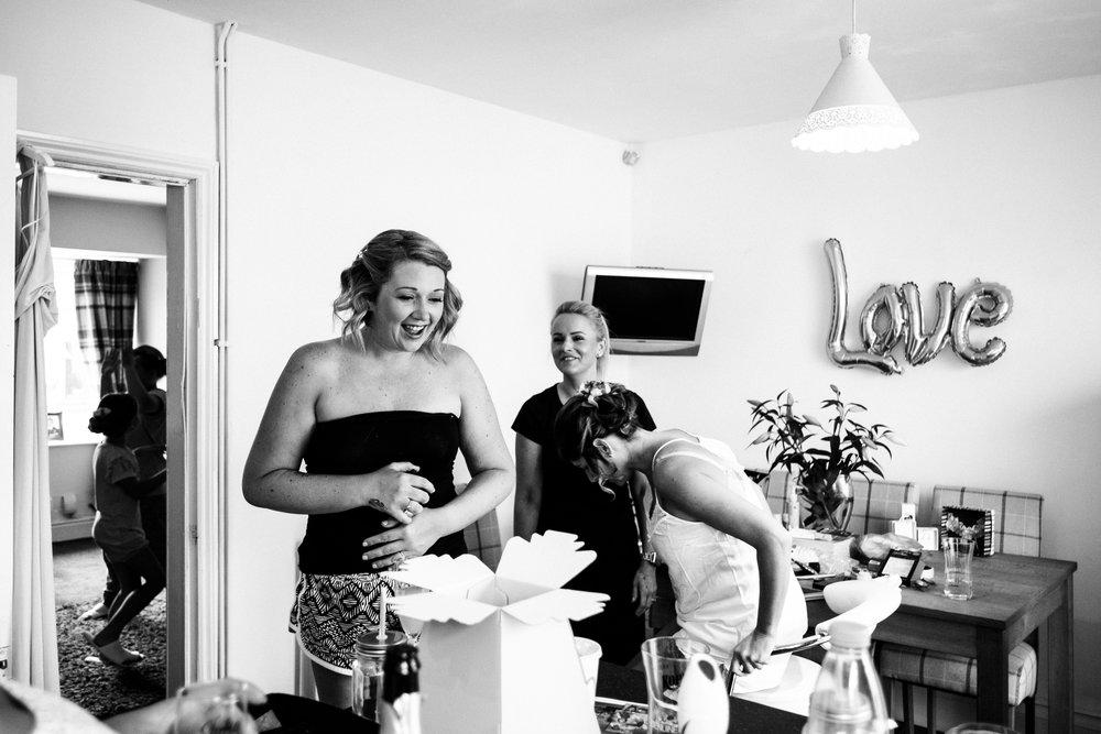 Staffordshire Documentary Wedding Photography Sunny Summer Wedding Lavender Baden Hall - Jenny Harper-10.jpg