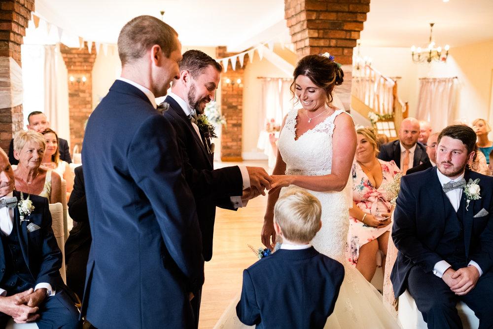 Staffordshire Documentary Wedding Photography Sunny Summer Wedding Lavender Baden Hall - Jenny Harper-24.jpg