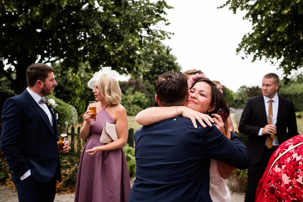 Staffordshire Documentary Wedding Photography Sunny Summer Wedding Lavender Baden Hall - Jenny Harper-33.jpg