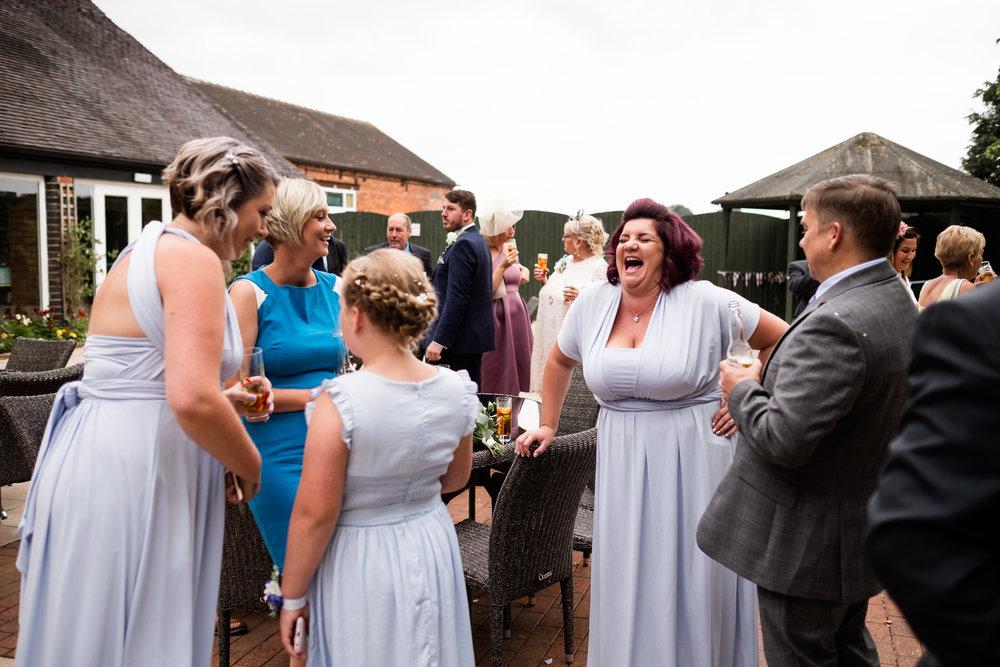 Staffordshire Documentary Wedding Photography Sunny Summer Wedding Lavender Baden Hall - Jenny Harper-34.jpg