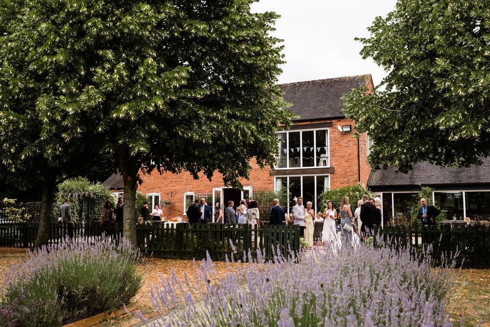Staffordshire Documentary Wedding Photography Sunny Summer Wedding Lavender Baden Hall - Jenny Harper-35.jpg