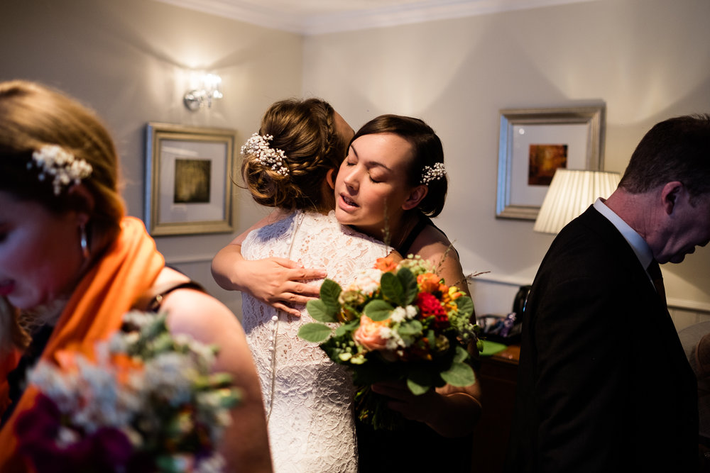 Relaxed Documentary Wedding Photography at The Wizard Inn, Alderley Edge Cheshire - Jenny Harper-12.jpg