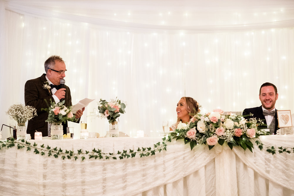 Summer Documentary Wedding Photography at Consall Hall Gardens Outdoor Ceremony Cockapoo dog - Jenny Harper-42.jpg