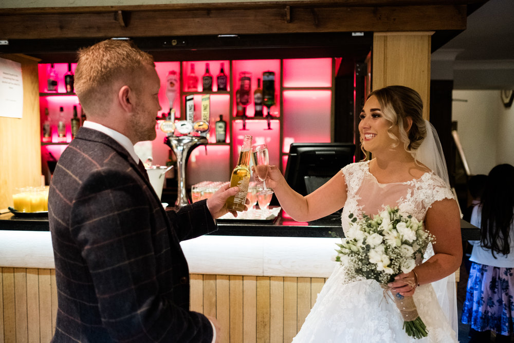 Autumn Wedding Photography at The Three Horseshoes, Blackshaw Moor, Staffordshire Moorlands - Jenny Harper-30.jpg