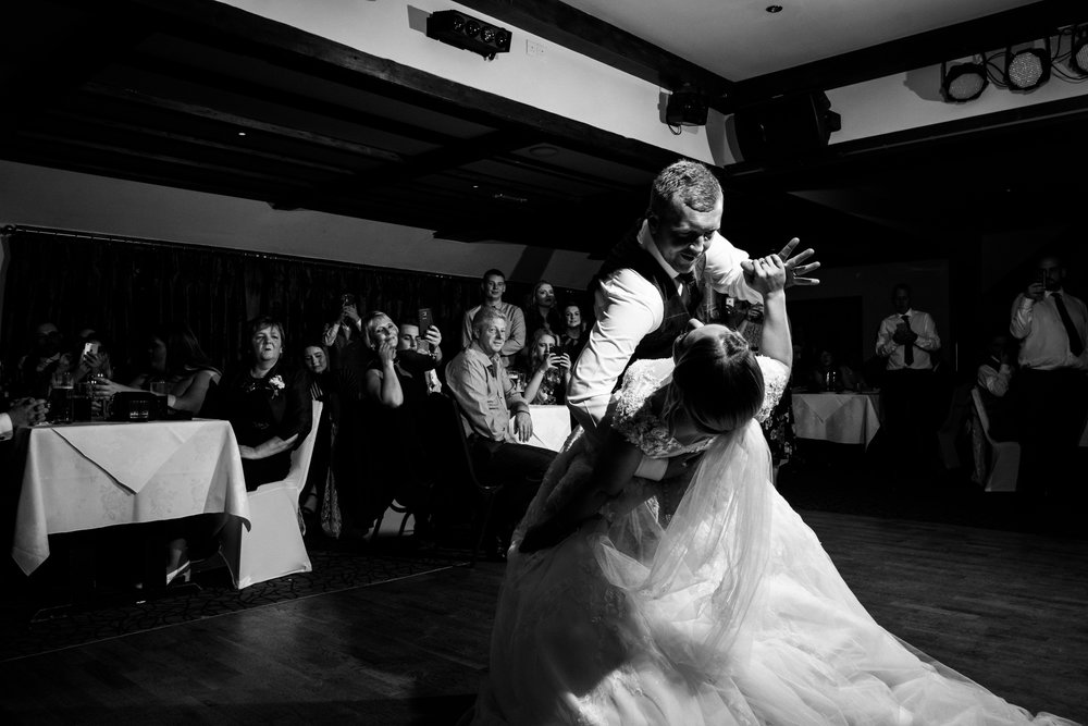 Autumn Wedding Photography at The Three Horseshoes, Blackshaw Moor, Staffordshire Moorlands - Jenny Harper-56.jpg