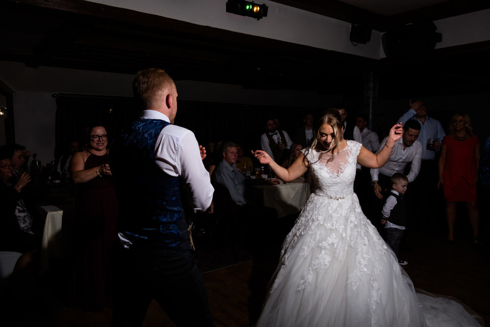 Autumn Wedding Photography at The Three Horseshoes, Blackshaw Moor, Staffordshire Moorlands - Jenny Harper-67.jpg