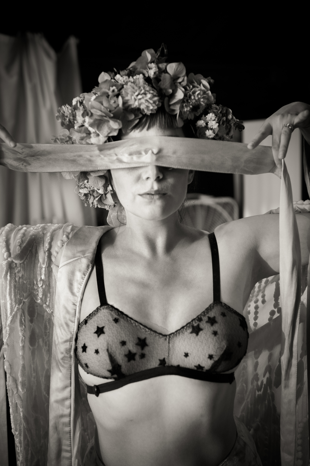 Evgenia Silk Tap Short in Wisteria