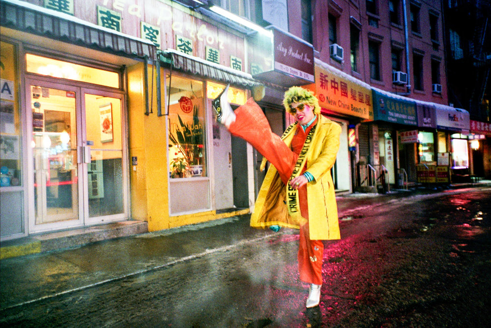 Chinatown, New York, 2017, photo by Simon Chetrit