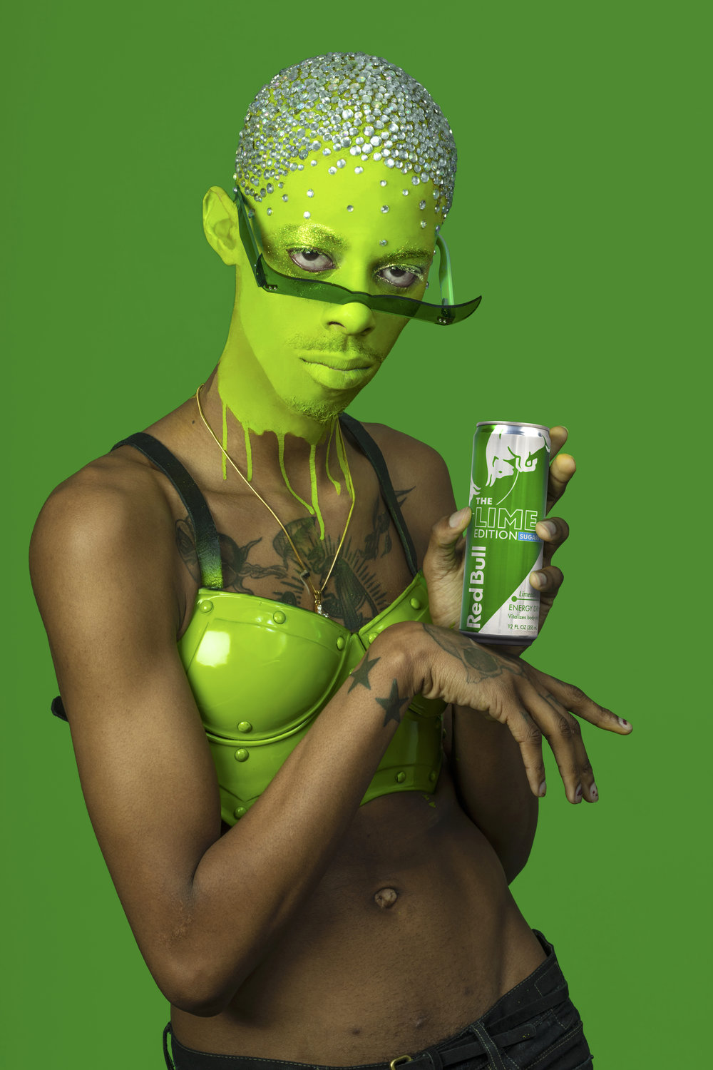 Hirakish for Red Bull Lime Edition