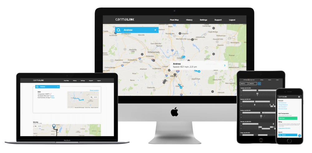 CarmaLink GPS ELD Solutions