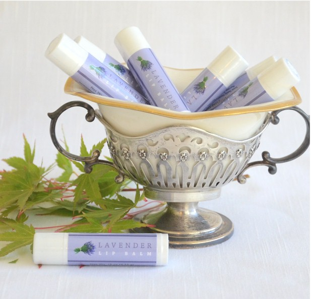 Lavender Olive Oil Lip Balm