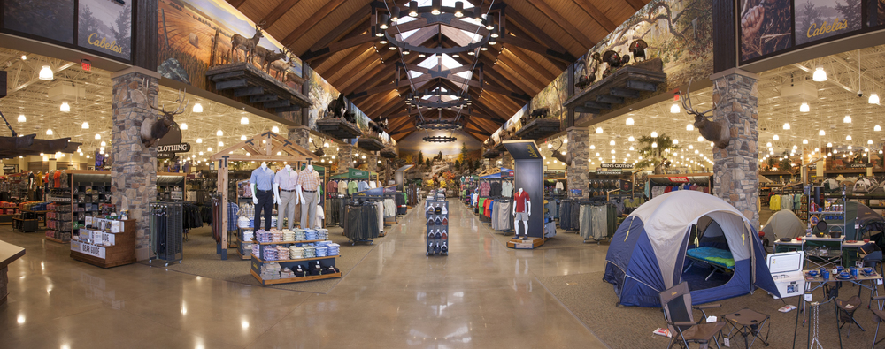 Cabela's, Greenville, SC