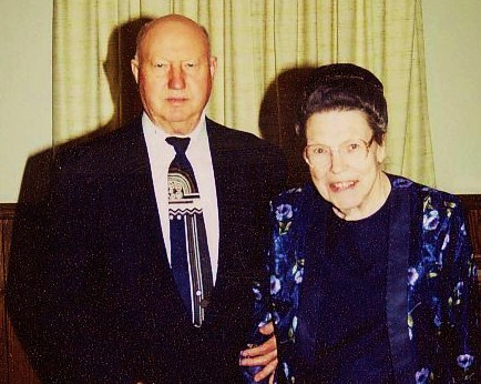 Burl & Oma Woodward  1984-1991