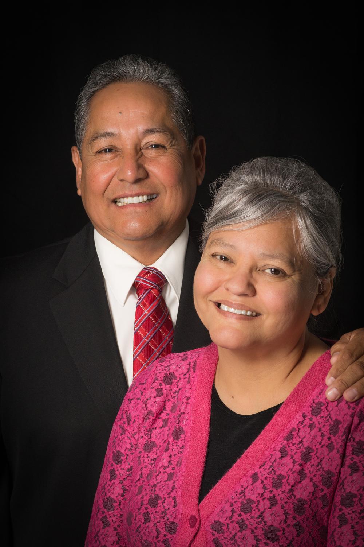 Gabriel& Joann Nevarez Outreach & Bus Ministry Directors