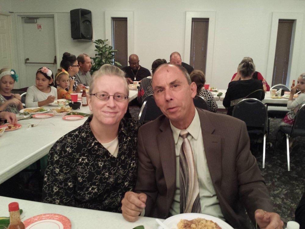 Bro.Mick and Sis. Rhonda