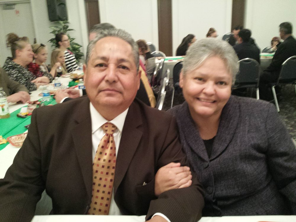 Bro. and Sis. Nevarez