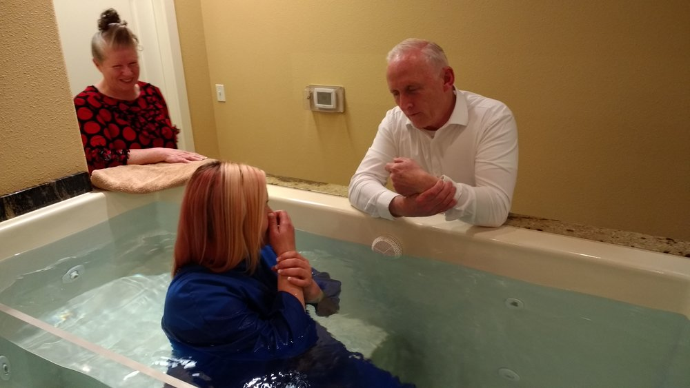 Pastor instructs Brittany