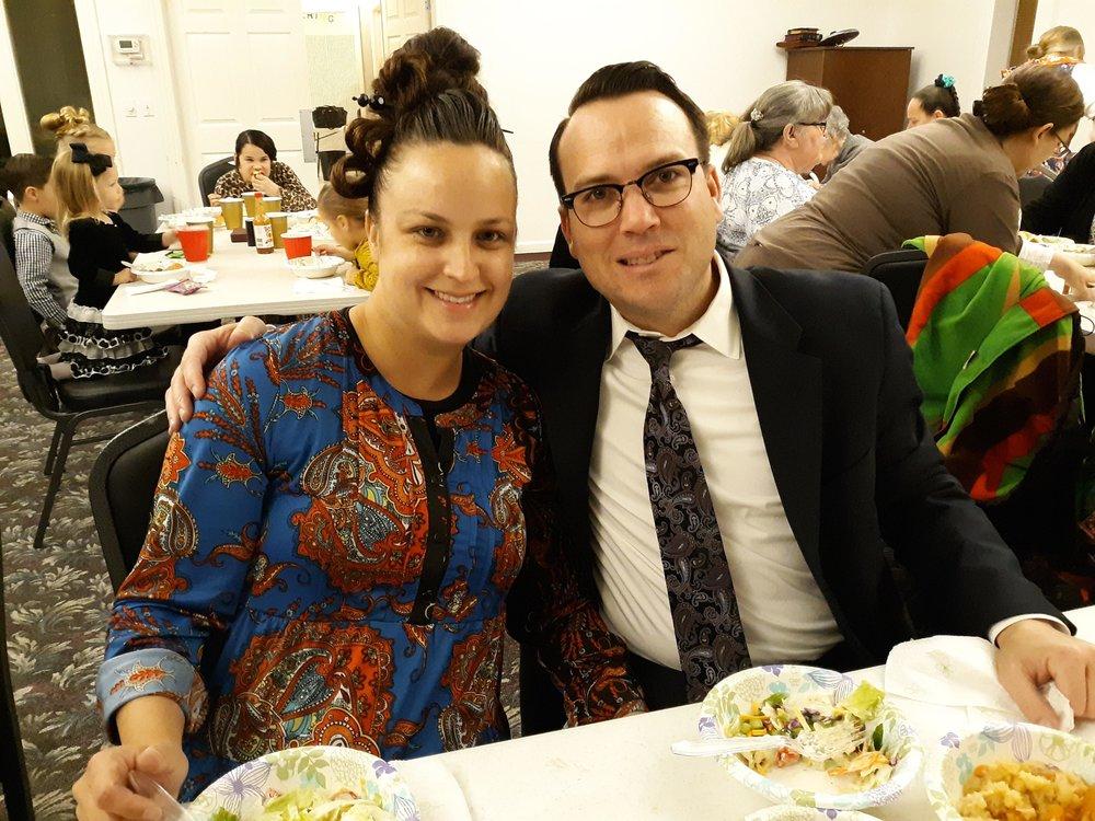 Bro. and Sis. Wilson