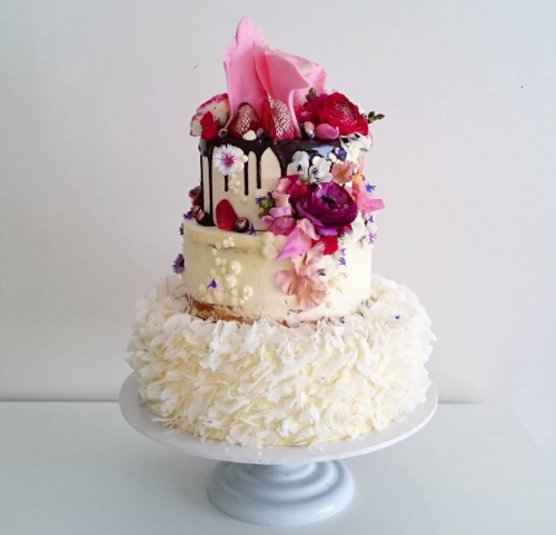 Unique Wedding Cakes Sydney | Unbirthday Bakery
