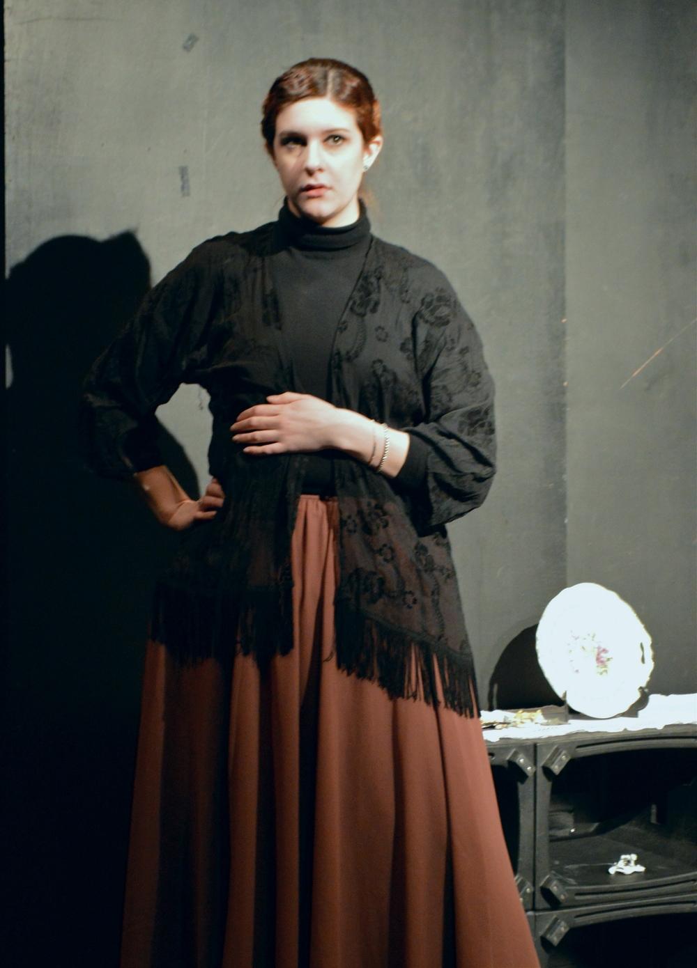 Lottie Lacey